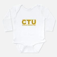 CTU Long Sleeve Infant Bodysuit