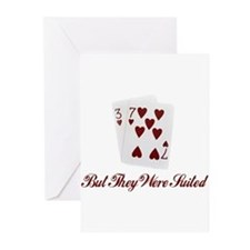 But They Were Suited Greeting Cards (Pk of 20)