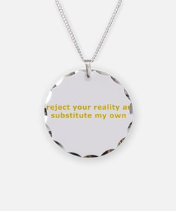 Mythbusters Necklace