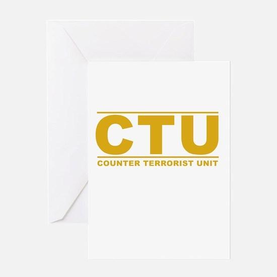 CTU Greeting Card