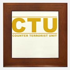 CTU Framed Tile