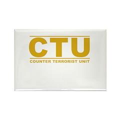 CTU Rectangle Magnet (100 pack)