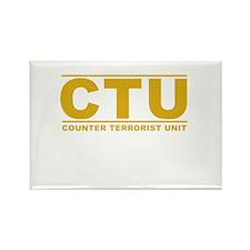CTU Rectangle Magnet (10 pack)