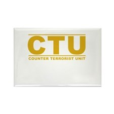 CTU Rectangle Magnet