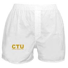 CTU Boxer Shorts