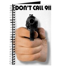 I Don't Call 911 Journal