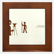 Surveyor Framed Tile