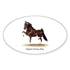 Hackney Pony Decal