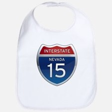 Interstate 15 - Nevada Bib
