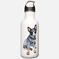 Australian Cattle Dog Water Bottle