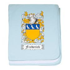 Frederick baby blanket