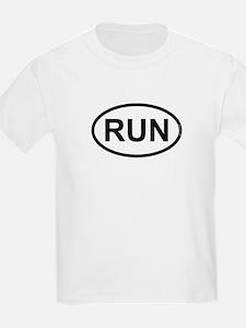 RUN - Running Runner T-Shirt
