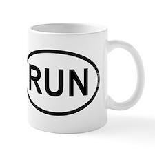 RUN - Running Runner Mug