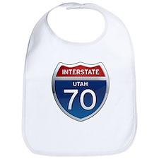 Interstate 70 - Utah Bib