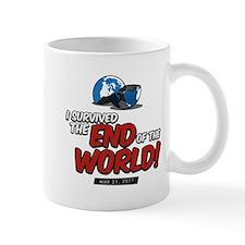 Cute Judgement judgment day end world Mug