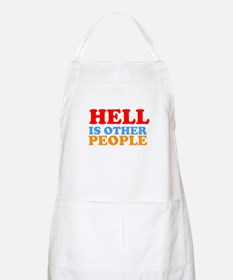 Hell Is Other People Apron