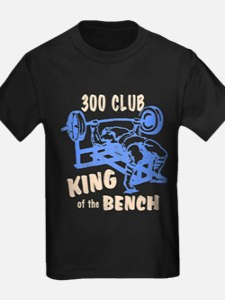 300 Club Bench Press T