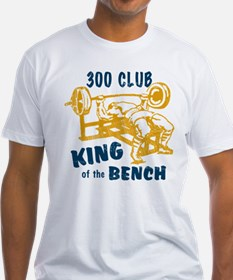 300 Club Bench Press Shirt