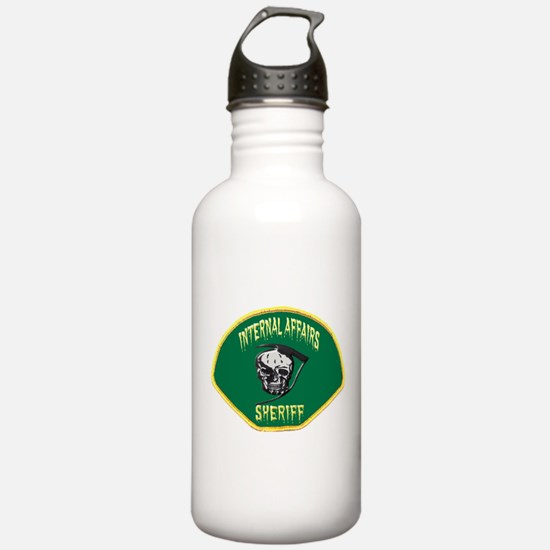 Sheriff Internal Affairs Water Bottle