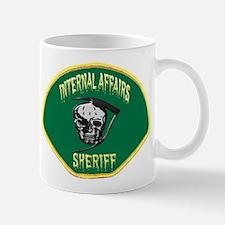 Sheriff Internal Affairs Mug