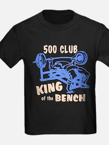 500 Club Bench Press T