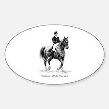 """Sport Horse """"Dressage"""" Decal"""