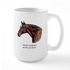 Sport Horse Mug
