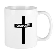 Chaplain/Cross/Inlay Mug