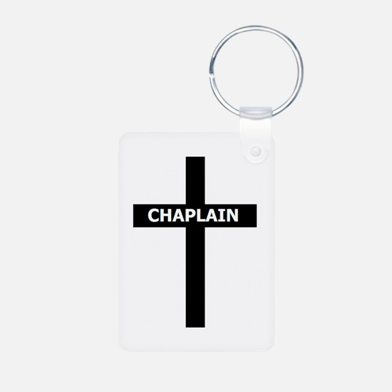 Chaplain/Cross/Inlay Keychains