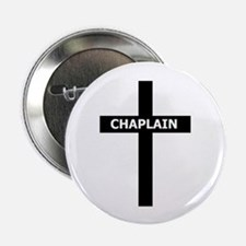 "Chaplain/Cross/Inlay 2.25"" Button"