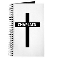 Chaplain/Cross/Inlay Journal