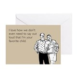 Fathers day cards Greeting Cards