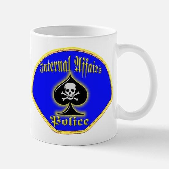 Police Internal Affairs Mug
