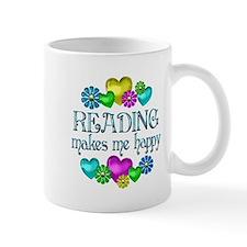 Reading Happiness Mug