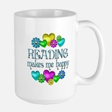 Reading Happiness Mug