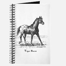 Tiger Horse Journal