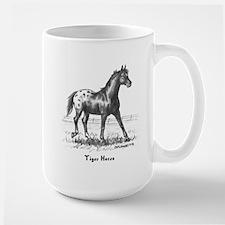 Tiger Horse Mug