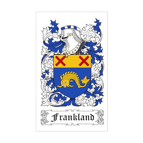 Frankland Sticker (Rectangle)