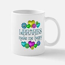 Library Happiness Mug