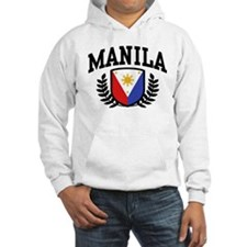 Manila Philippines Jumper Hoody