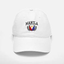 Manila Philippines Cap