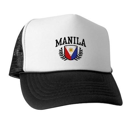 Manila Philippines Trucker Hat