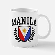 Manila Philippines Mug