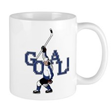 Retro Hockey Mug