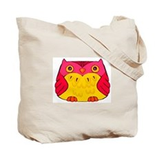 Owly (TWO-SIDED!!) Tote Bag