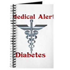 Diabetes Medical Alert Rod of Journal