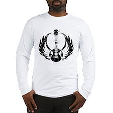 Born 2 Strum Long Sleeve T-Shirt