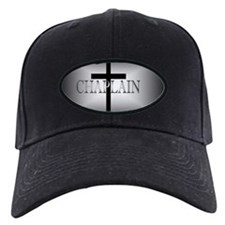 Chaplain Grey/Blk Baseball Hat