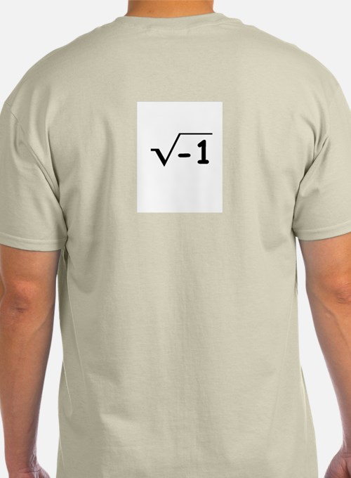 Imaginary friend (square root of -1)
