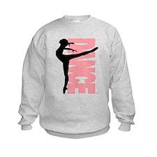 Beautiful Dance Figure Sweatshirt